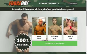 Site de rencontre force gay