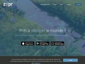 Ziipr App